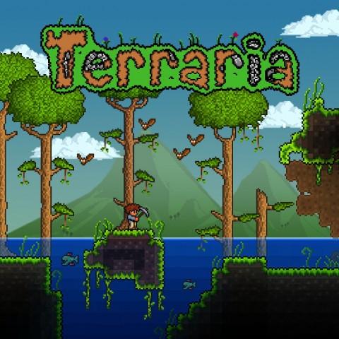 Terraria Art