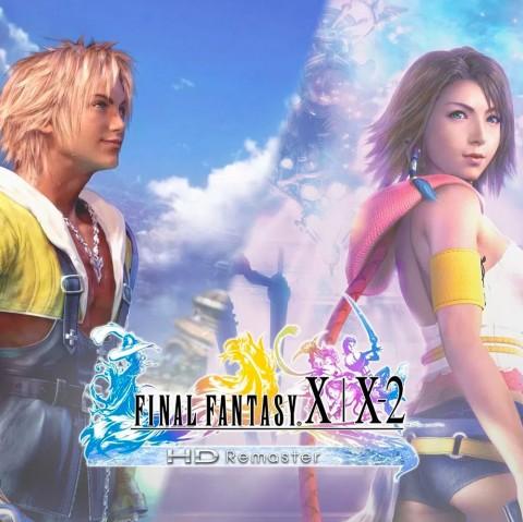 Final Fantasy X / X-2 HD Remaster Art