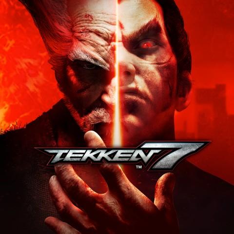 Tekken 7 Art