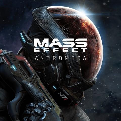 Mass Effect: Andromeda Art