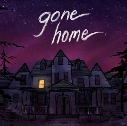 Gone Home Art
