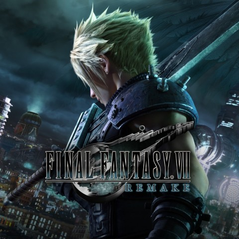 Final Fantasy VII Remake Art